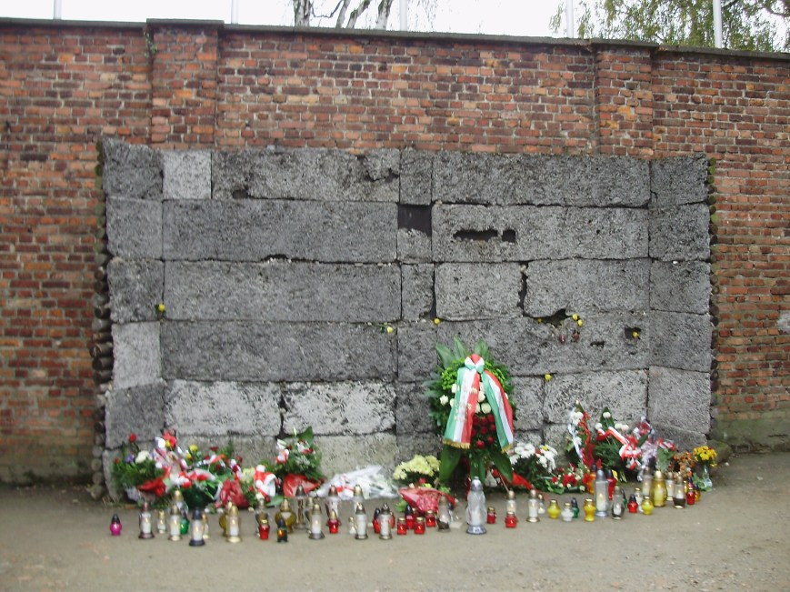 The execution Wall